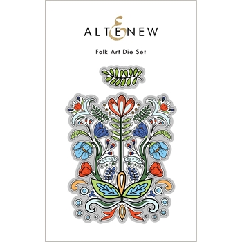 Altenew FOLK ART Dies ALT6028