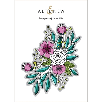Altenew BOUQUET OF LOVE Dies ALT6020
