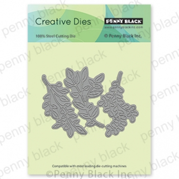 Penny Black GARDEN GREENS Thin Metal Creative Dies 51 652
