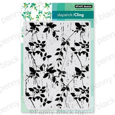 Penny Black Cling Stamps ENLIGHTENED 40 776 Preview Image