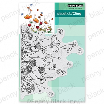 Penny Black Cling Stamps DELIGHT 40 775