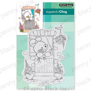 Penny Black Cling Stamps FUR AND FEATHERS 40 771