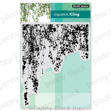 Penny Black Cling Stamps TRAILING 40 770 Preview Image
