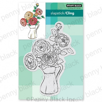 Penny Black Cling Stamps COMPANIONS 40 769