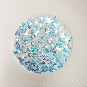 Little Things From Lucy's Cards Sprinkles BRIGHT STARS Shaker Mix LB370