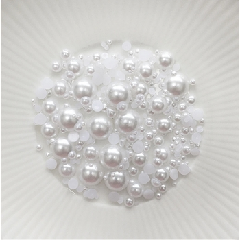 Little Things From Lucy's Cards Pearls CHUNKY SOFT SNOWBALL lbp29