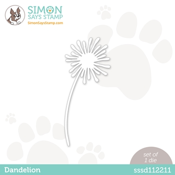 Simon Says Stamp DANDELION Wafer Dies sssd112211