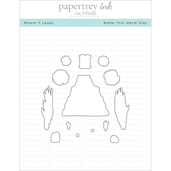 Ink to Paper WHERE IT LEADS Dies ITP277