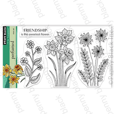 Penny Black Clear Stamps PERFUMED 30 819 zoom image