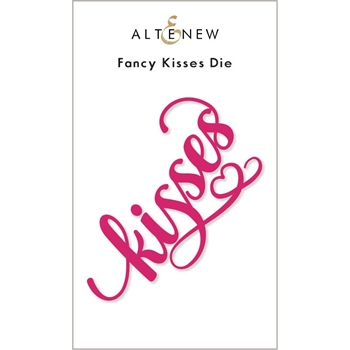 Altenew FANCY KISSES Die ALT6062
