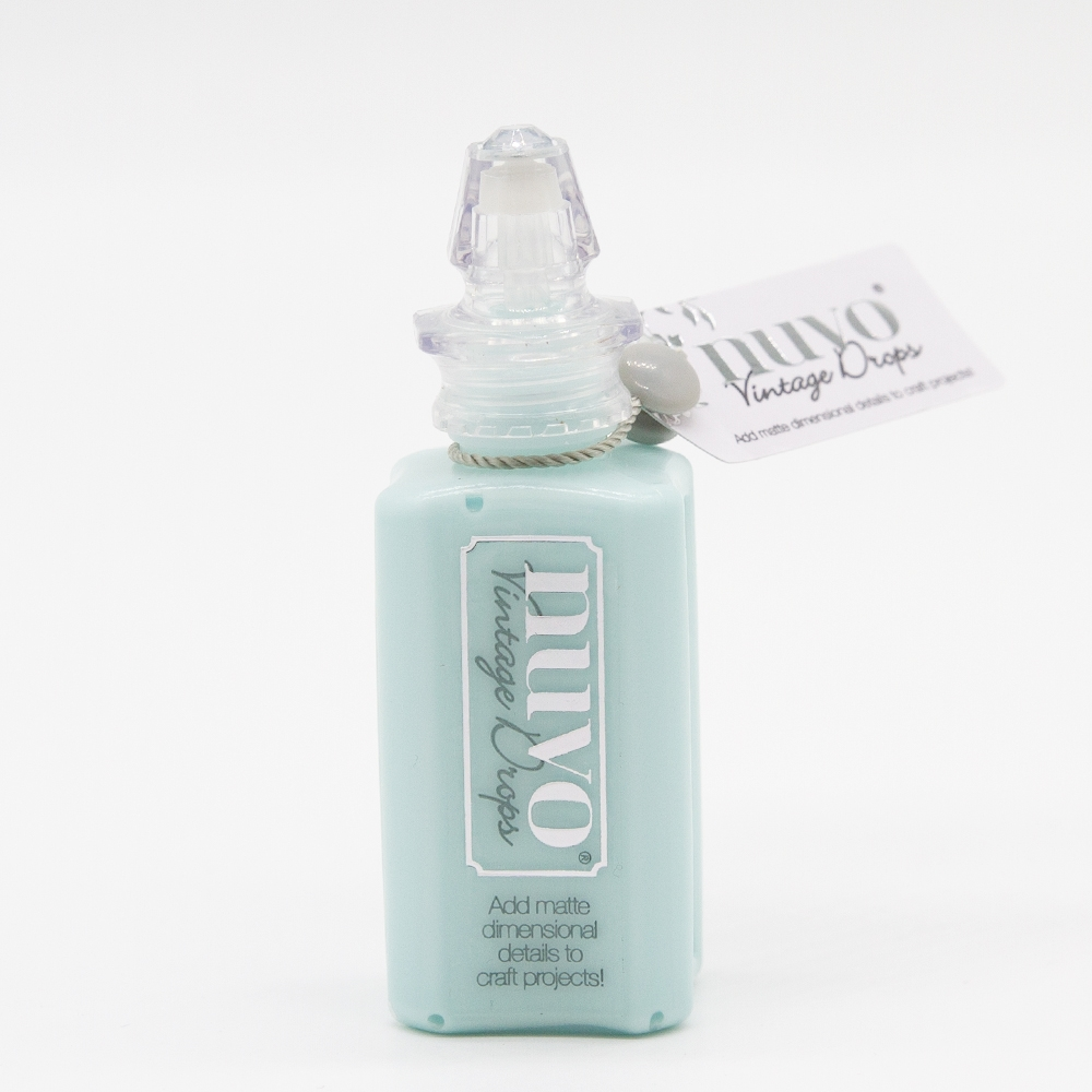 Tonic PEPPERMINT CANDY Nuvo Vintage Drops 1320n zoom image
