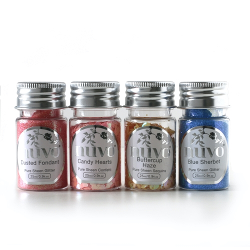 Tonic SWEET SORBET Nuvo Pure Sheen Glitter 306n * Preview Image