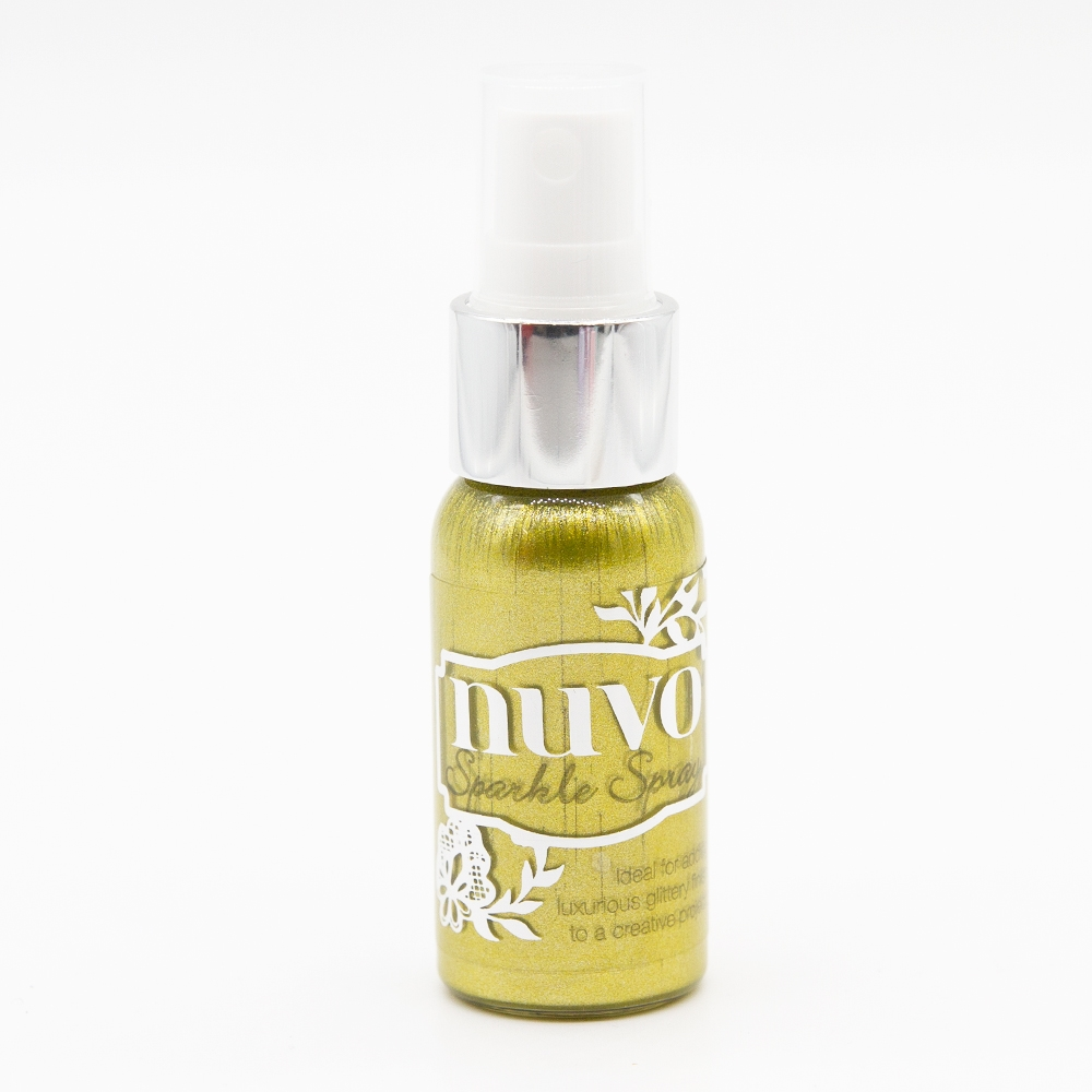 Tonic FROSTED LEMON Nuvo Sparkle Spray 1666n zoom image
