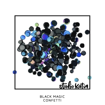 Studio Katia BLACK MAGIC Confetti sk2715