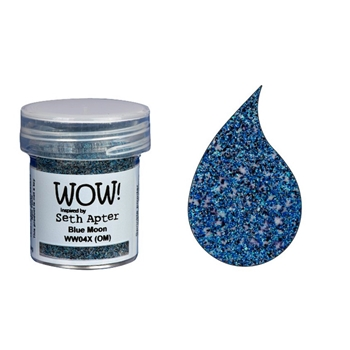 WOW Embossing Powder BLUE MOON WW04X