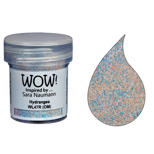 WOW Embossing Powder HYDRANGEA COLOR BLEND WL47R Preview Image