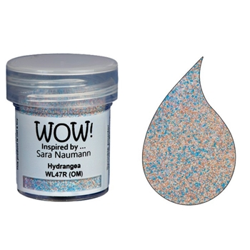 WOW Embossing Powder HYDRANGEA COLOR BLEND WL47R