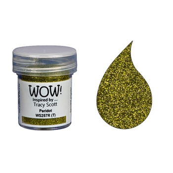 WOW Embossing Powder PERIDOT WS256R