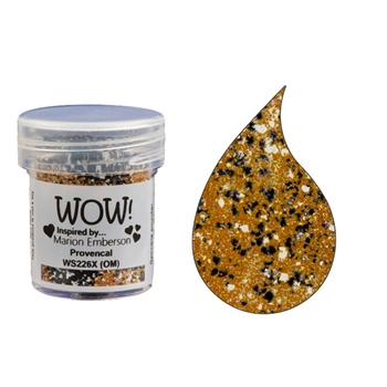 WOW Embossing Powder PROVENCAL WS226X