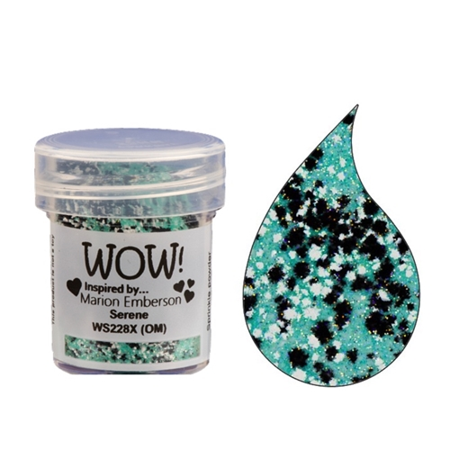WOW Embossing Powder SERENE WS228X Preview Image