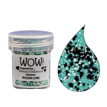 WOW Embossing Powder SERENE WS228X
