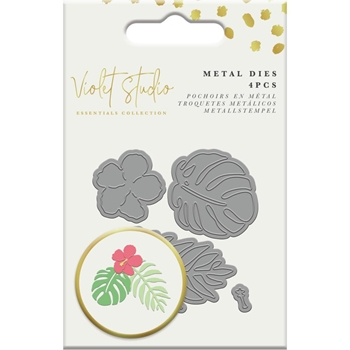 Crafter's Companion BOTANICAL LEAVES Mini Die Set vssum015