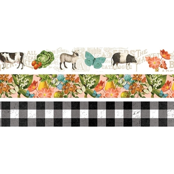 Simple Stories FARMHOUSE GARDEN Washi Tape 15028