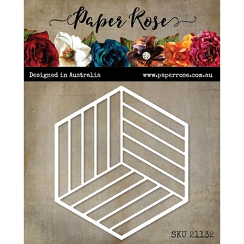 Paper Rose HUGO HEXIE Die 21132