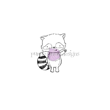 Purple Onion Designs GEORGE Cling Stamp pod1225