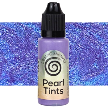 Cosmic Shimmer REIGNING PURPLE Pearl Tints csptpurp