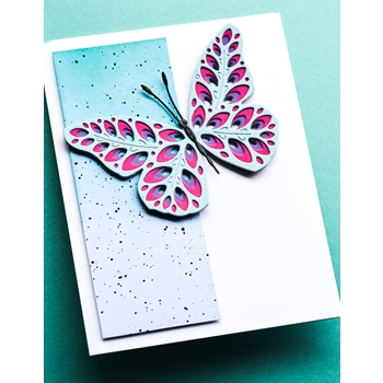 Birch Press Design ELOQUENT BUTTERFLY LAYER SET Dies 57426