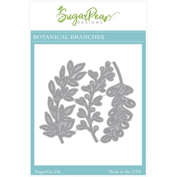 SugarPea Designs BOTANICAL BRANCHES SugarCuts Dies spd00523