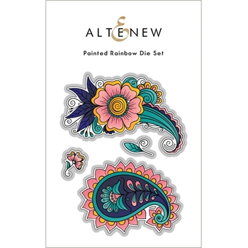 Altenew PAINTED RAINBOW Dies ALT6101