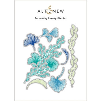 Altenew ENCHANTING BEAUTY Dies ALT6098