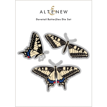 Altenew DOVETAIL BUTTERFLY Dies ALT6095
