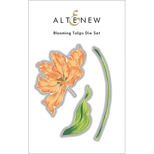 Altenew BLOOMING TULIPS Dies ALT6088 Preview Image