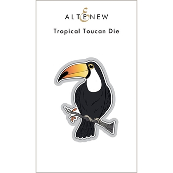 Altenew TROPICAL TOUCAN Dies ALT6075
