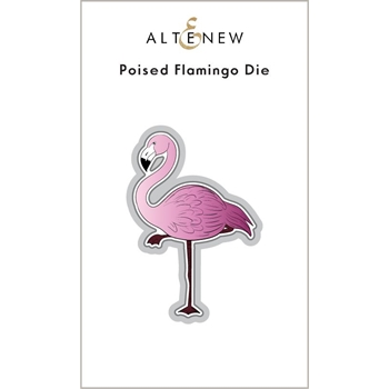 Altenew POISED FLAMINGO Dies ALT6072