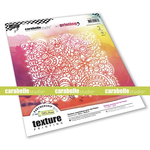 Carabelle Studio ALL KINDS OF EVERYTHING Art Printing Texture Plate Square apca60055 Preview Image