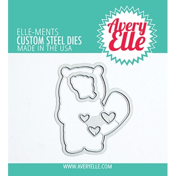 Avery Elle Steel Dies MAPLE SYRUP D 21 20