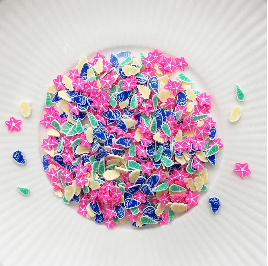 Little Things From Lucy's Cards Sprinkles SEASHORE LB374 zoom image