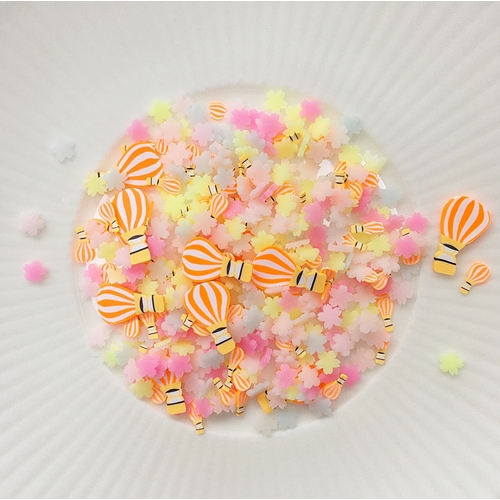 Little Things From Lucy's Cards Sprinkles BALLOONS LB377 Preview Image