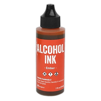 Tim Holtz Alcohol Ink 2oz EMBER Ranger tag76667
