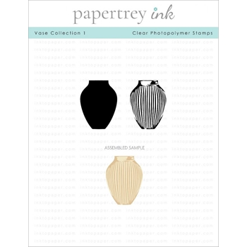 Ink to Paper VASE COLLECTION 1 Clear Stamps 1290