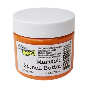 The Crafter's Workshop MARIGOLD Stencil Butter tcw9068