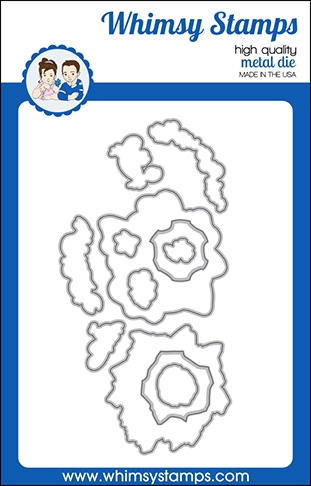 Whimsy Stamps OCTO ELEMENTS Dies WSD410a Preview Image