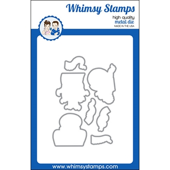 Whimsy Stamps OCTOPI GUYS Dies WSD411a