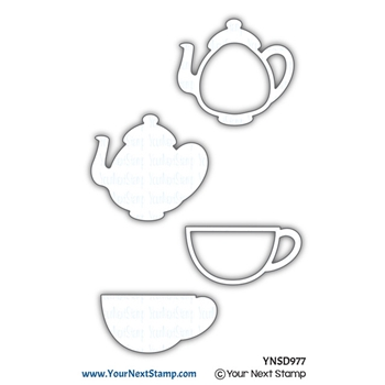 Your Next Die TEA TIME SHAKER ynsd977