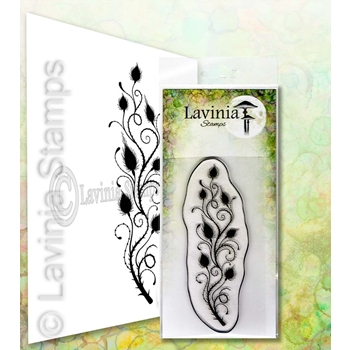 Lavinia Stamps THISTLE Clear Stamp LAV656