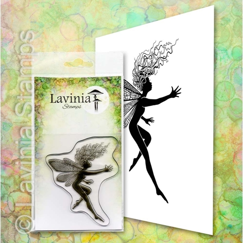 Lavinia Stamps LAYLA Clear Stamp LAV662 Preview Image